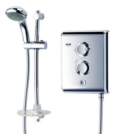 Electric Shower December 2012
